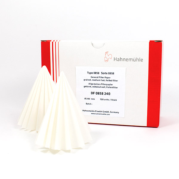 Hahnemühle filter papers